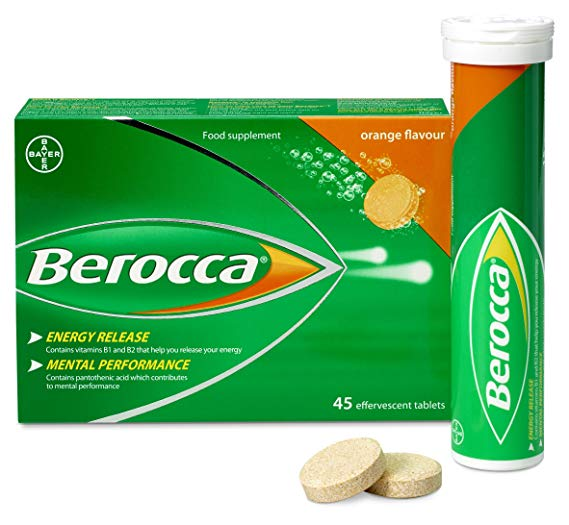 Berocca Review