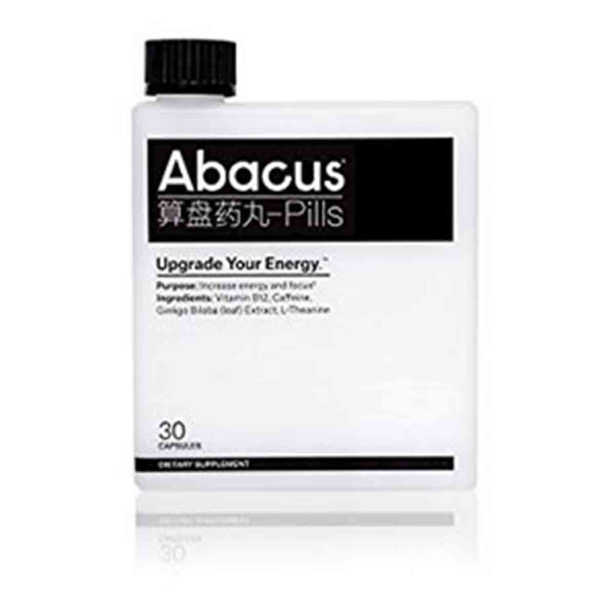 Abacus Energy Pills Review – 12 Facts You Need to Know