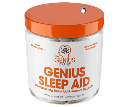 Genius Sleep Aid Review – 12 Facts You Need to Know