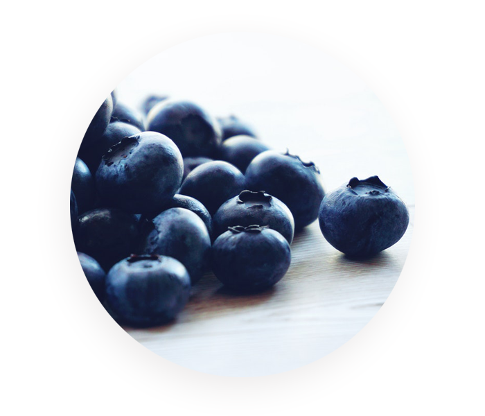 Pterostilbene in blueberries