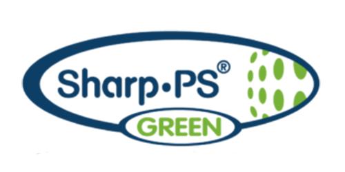sharp ps green