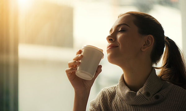 fight fatigue with coffee