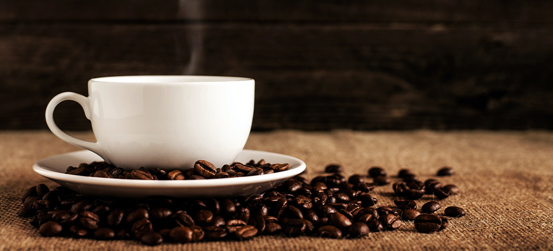 nutritional profile of coffee